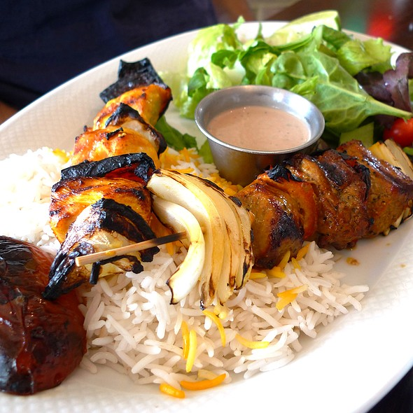 Mixed Grill Kabob - Yekta Kabobi Restaurant, Rockville, MD