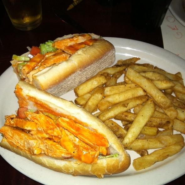 Buffalo Chicken Sandwich - PJ Ryan's Pub, Phoenixville, PA