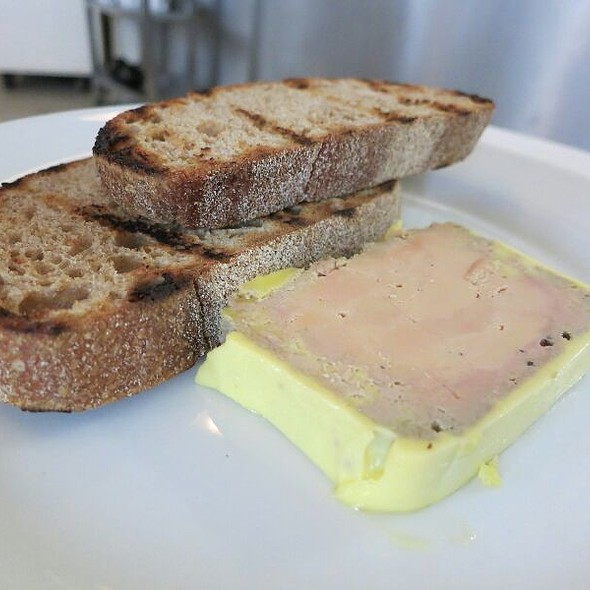 Foie Gras - St. John, London