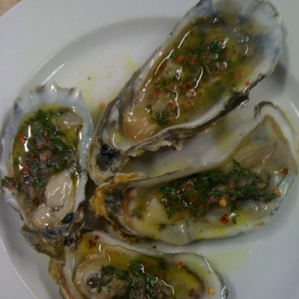 Oysters - Bari, Memphis, TN