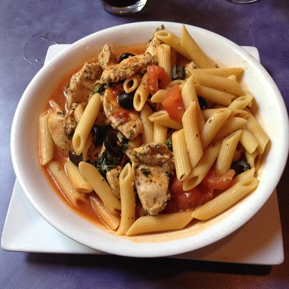 Penne Royal - The Old Bay Restaurant, New Brunswick, NJ