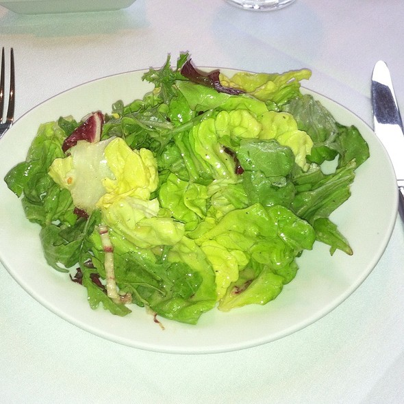 House Salad - Tempo Restaurant - Alexandria, Alexandria, VA
