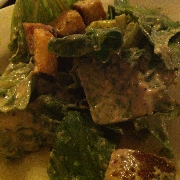 Caesar Salad - Patzeria Family & Friends, New York, NY