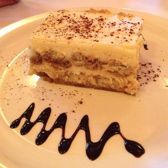 Tiramisu - BV Tuscany Italian Restaurant, Teaneck, NJ