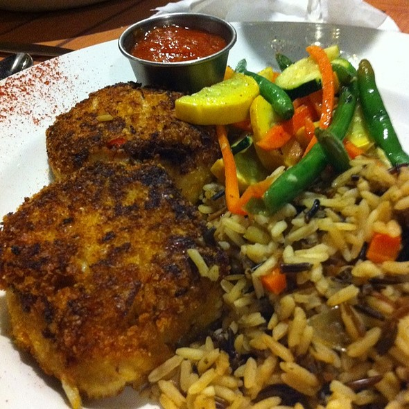 Crabcakes - Brickside Grille, Exton, PA