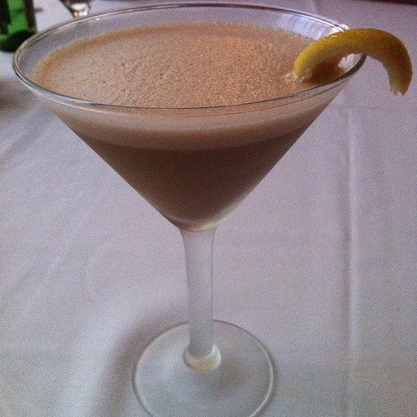Chocolate-Espresso Martini - Bob's Steak & Chop House - Grapevine, Grapevine, TX