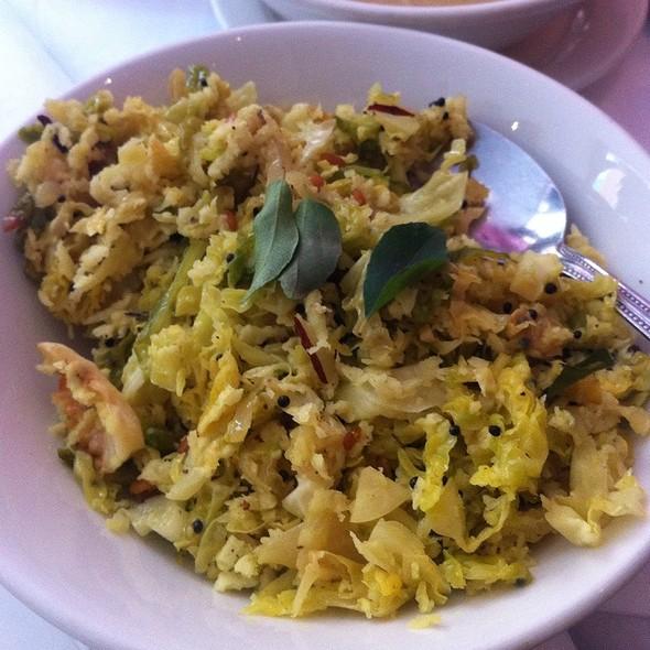 Savoy Cabbage - Rasa W1, London