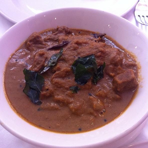 Lamb Curry - Rasa W1, London
