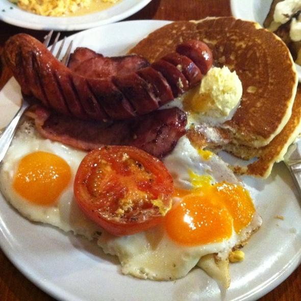 Pancake Kitchen Adelaide Menu
