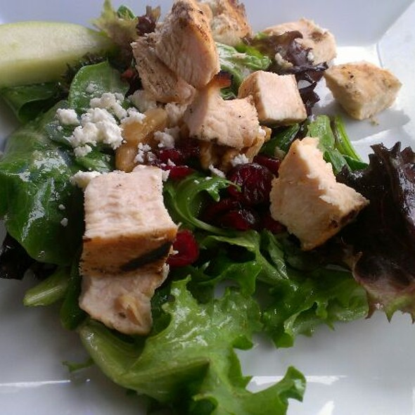 Pier House Salad - McLoone's Pier House, Long Branch, NJ