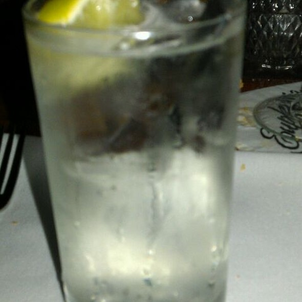 Club Soda - Chart House Restaurant - Longboat Key, Longboat Key, FL