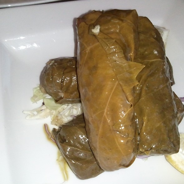 Grape Leaves - Lebanese Taverna - Pentagon Row, Arlington, VA