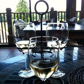 Trifecta - The Bistro at Childress Vineyards, Lexington, NC
