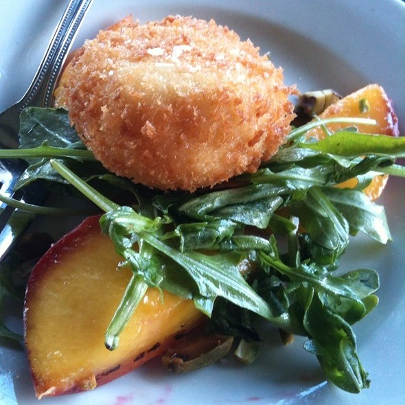 Arugula Salad - The Bistro at Childress Vineyards, Lexington, NC