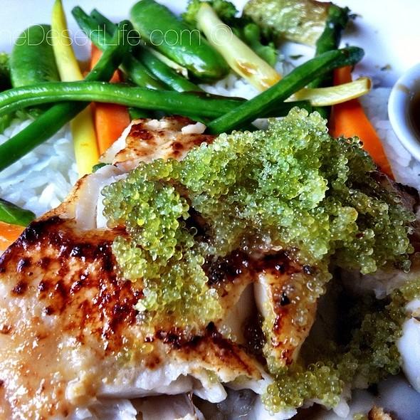 butterfish - Suzanne's Cuisine, Ojai, CA