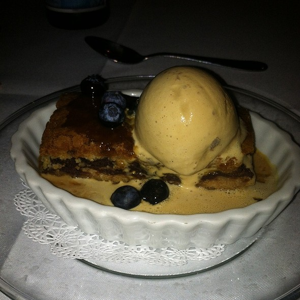 Salted Caramel Cookie Bar - G. Michael's Bistro & Bar, Columbus, OH