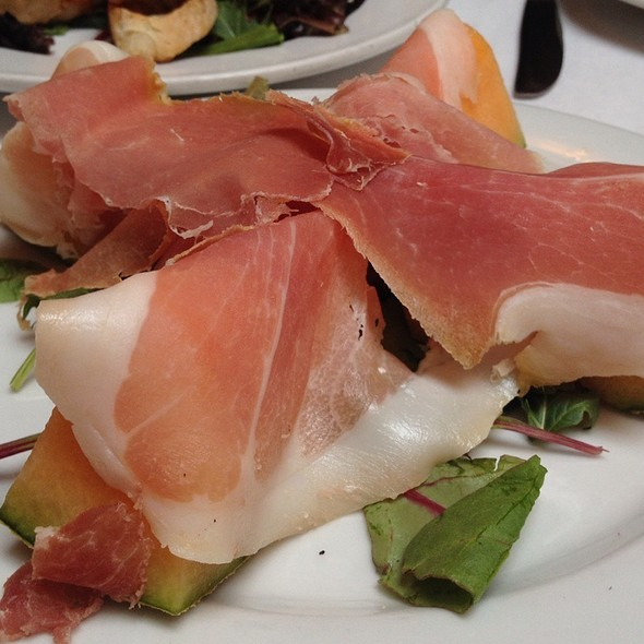 Prosciutto e Melone - Sapore Italiano, Burlingame, CA