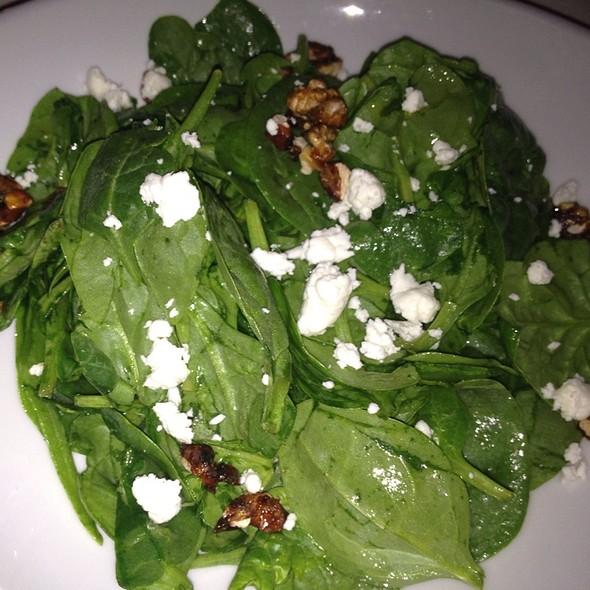Spinach Salad - La Briciola, San Francisco, CA