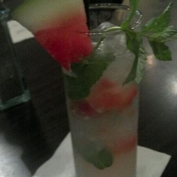 Watermelon Mojito - MOSAIC Restaurant, Richmond, VA