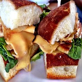 Fresh House Roasted Turkey Breast Sandwich - Brockton Villa, San Diego, CA