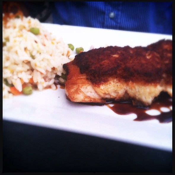 Crab Crusted Mahi Mahi - The Gables at Chadds Ford, Chadds Ford, PA