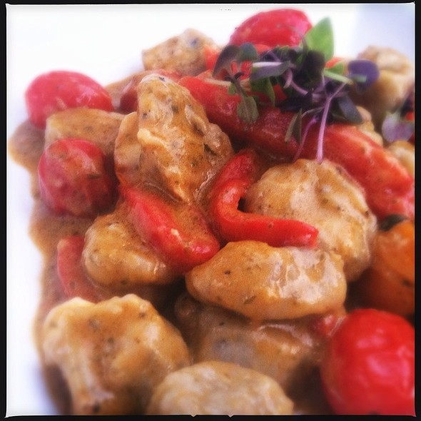 Hand Rolled Golden Potato Gnocchi - The Gables at Chadds Ford, Chadds Ford, PA