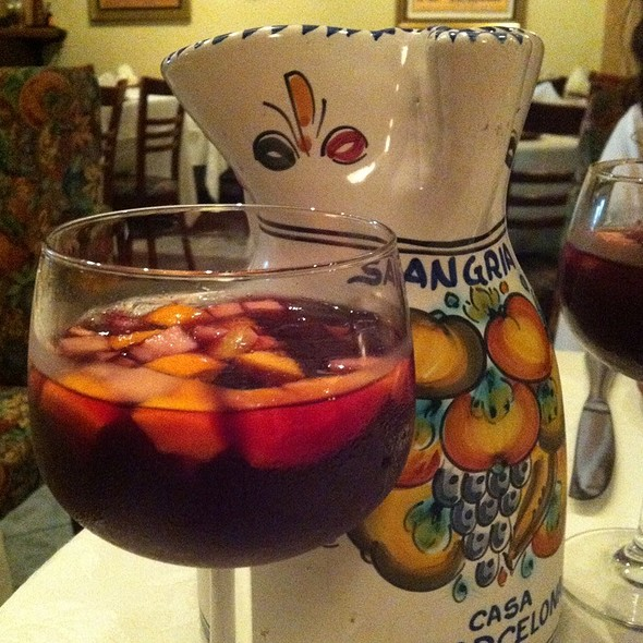 Sangria - Casa Barcelona, Etobicoke, ON