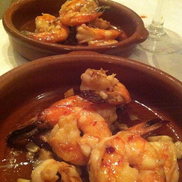 Garlic And Piri Piri Shrimp - Casa Barcelona, Etobicoke, ON