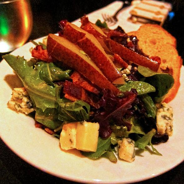 Pear Salad - Fondue Cowboy, San Francisco, CA
