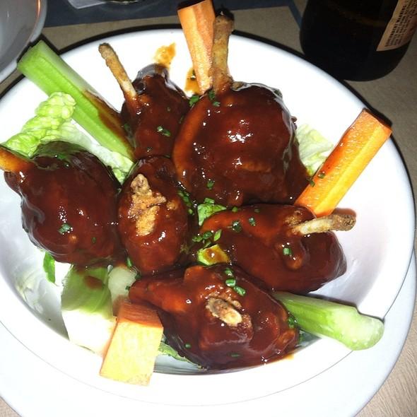 Chicken Lollipops - Burger and Barrel, New York, NY