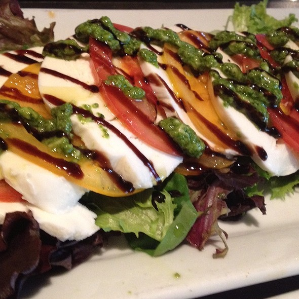 Caprese Salad - Café Trio, Kansas City, MO