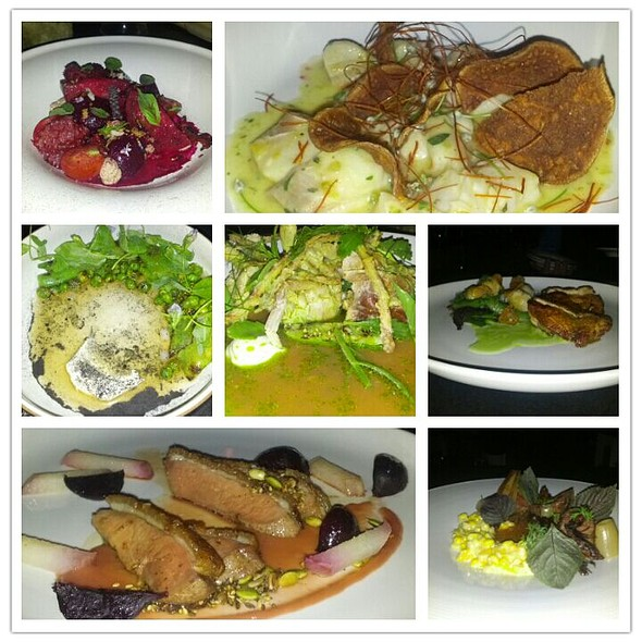 Multiple Courses - The Dorrance, Providence, RI