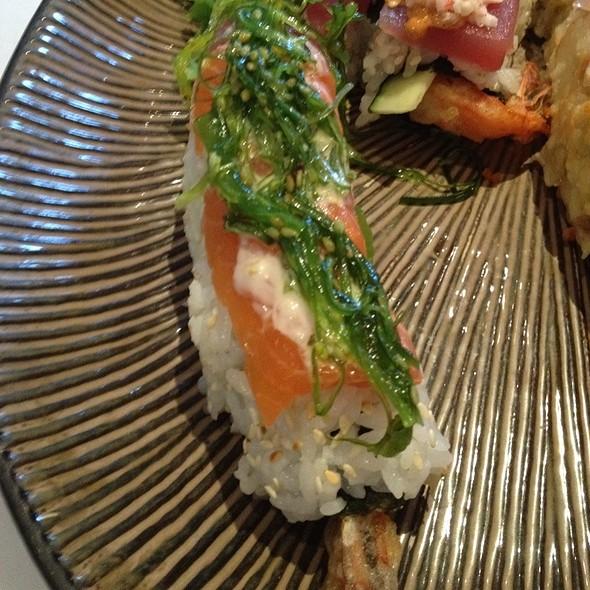 Supercalafragalistic - Sushi Mambo, Calistoga, CA