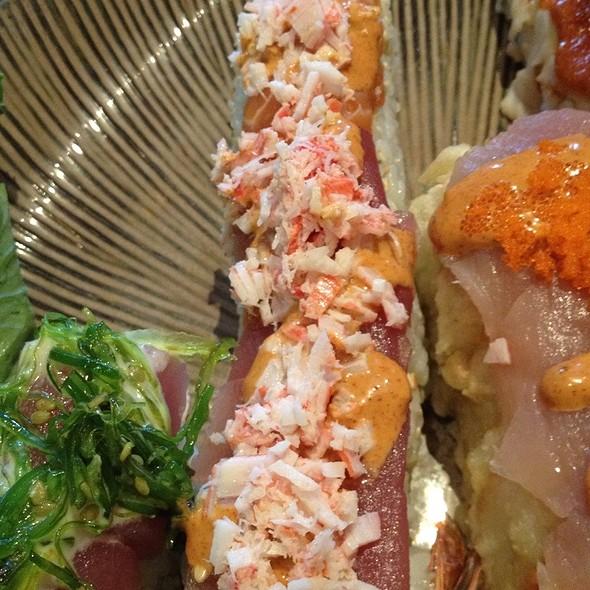 High Roller - Sushi Mambo, Calistoga, CA