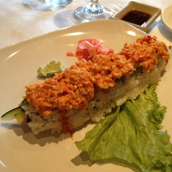 Hottie - Sushi Mambo, Calistoga, CA