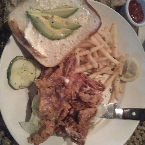 Soft Shell Crab Blt - Jimmy's - Minnetonka, Minnetonka, MN