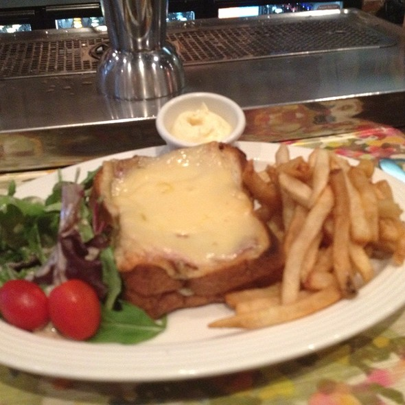 croque monsieur - BXL East, New York, NY