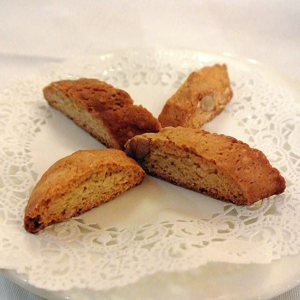 Almond Biscotti - La Famiglia Ristorante, Philadelphia, PA