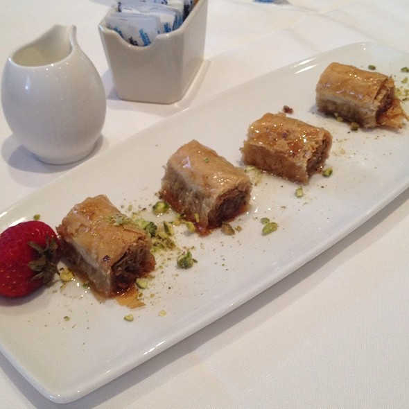 Baklava - Lithos Estiatorio, Livingston, NJ
