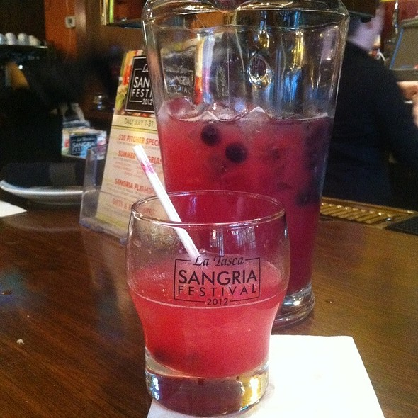 Blueberry Sangria - La Tasca - Rockville, Rockville, MD