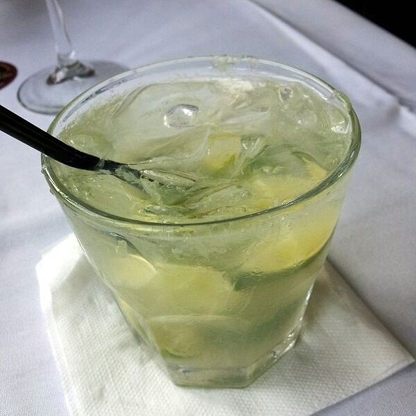 Caipirinha - Nelore Churrascaria Brazilian Steakhouse, Houston, TX