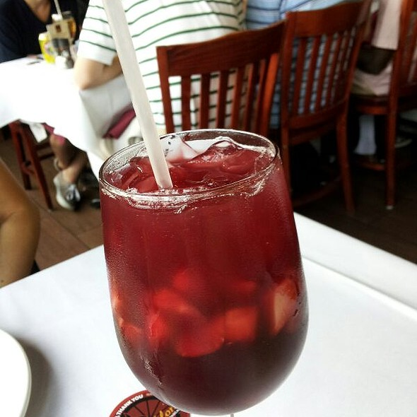Red Sangria - Nelore Churrascaria Brazilian Steakhouse, Houston, TX
