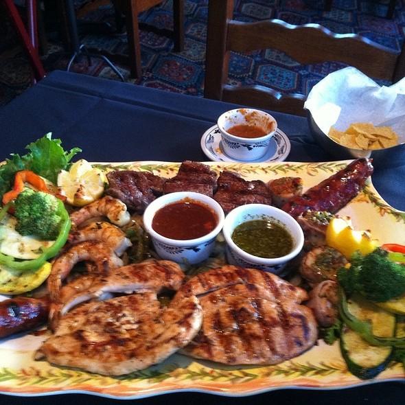 Mixed Grille - Las Alamedas, Katy, TX