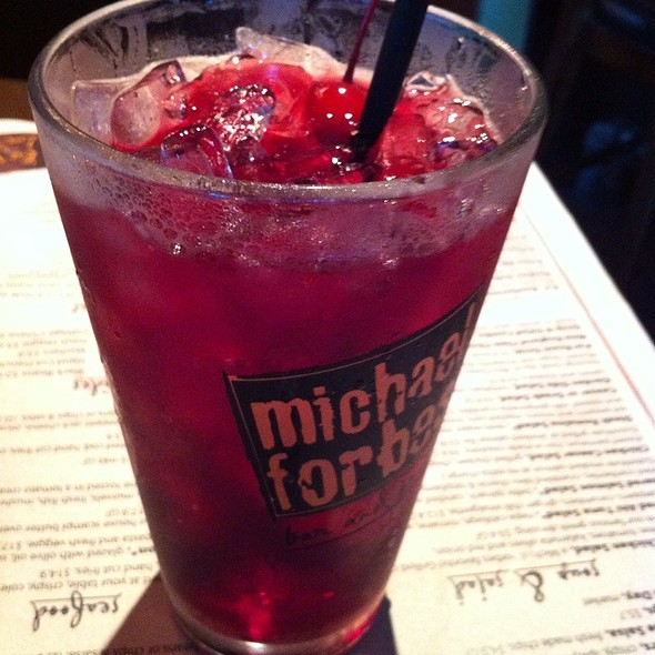 Sangria - Michael Forbes Bar & Grille, Kansas City, MO