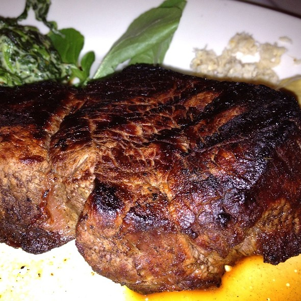 Filet Mignon - Morton's The Steakhouse - Ft. Lauderdale, Fort Lauderdale, FL