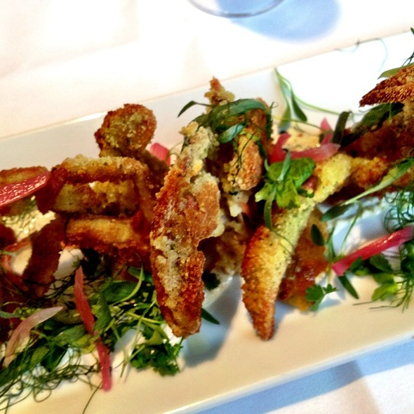 Panko-Crusted Soft Shell Crabs - Granite Hill, Philadelphia, PA