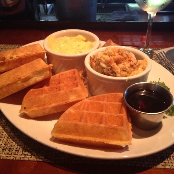 Waffles - Harper's Restaurant - SouthPark, Charlotte, NC