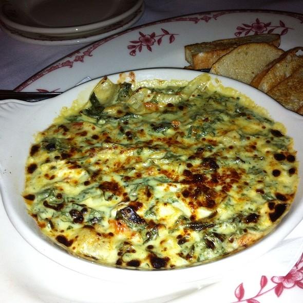 Spinach & Artichoke Al Forno - Maggiano's - Willow Bend, Plano, TX