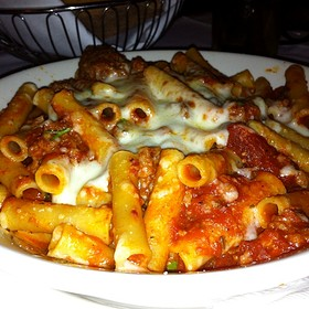 Taylor Street Baked Ziti - Maggiano's - Willow Bend, Plano, TX