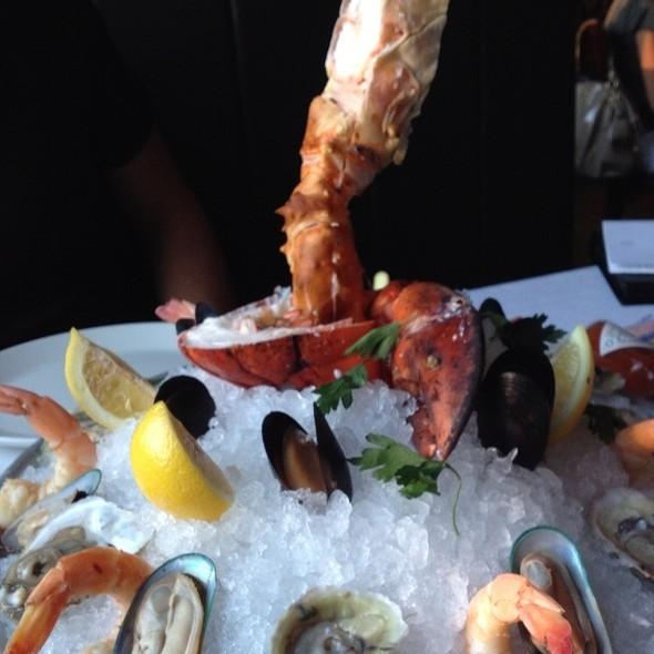 Seafood Platter - 801 Chophouse Leawood, Leawood, KS